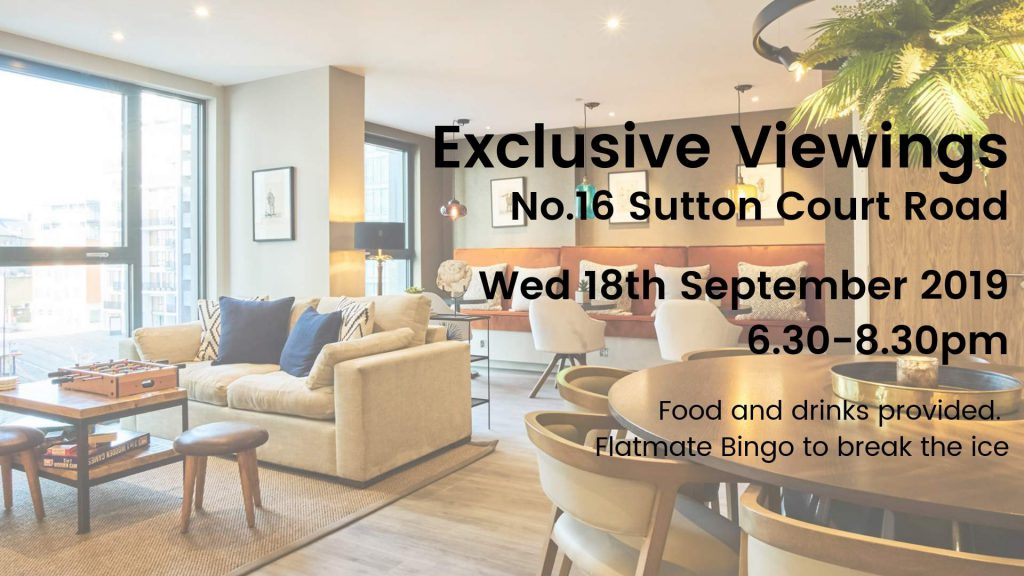 Exclusive Viewings Sutton