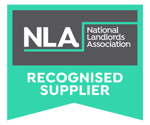 NLA Recognised Supplier logo